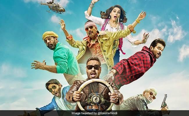 Total Dhamal hindi movie