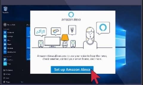 Set up Amazon Alexa