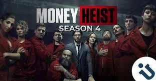 Money Heist Netflix original