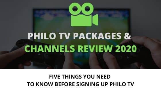 Philo TV review