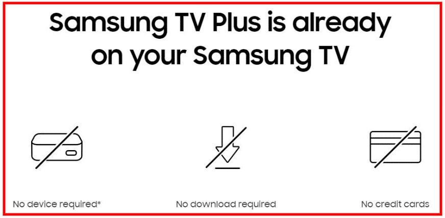 Samsung Plus TV