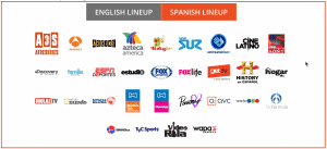 Vidgo TV Spanish Channels